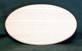 Slotted Oval