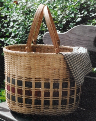 A Day In The Park Basket Pattern