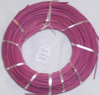 "11/64"" Flat Oval Shocking Pink 5oz."