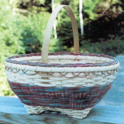 Adam's Carnival Basket Pattern