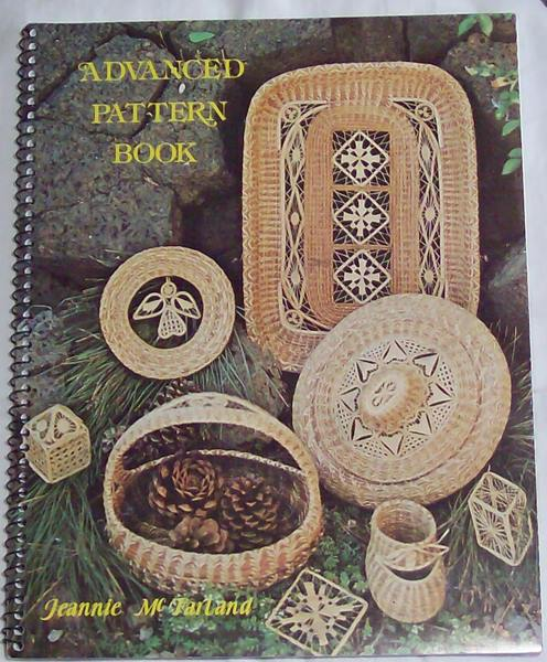 Advanced Pattern Book (Pine Needle) by Jeannie McFarland