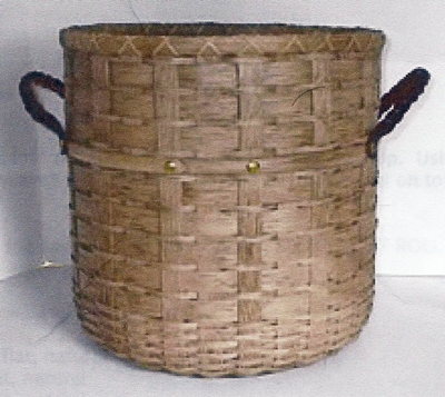 Bailey's Bushel Basket Pattern
