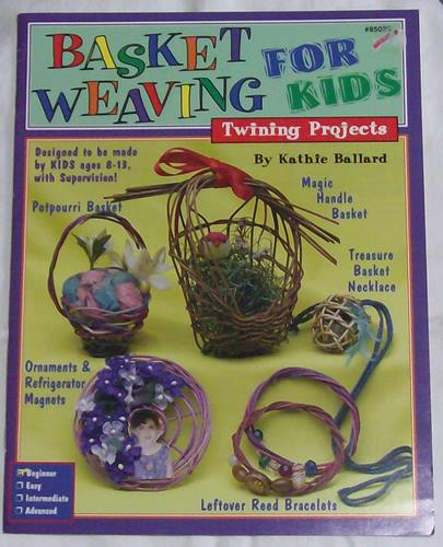 Basket Weaving for Kids