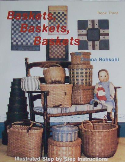 Baskets, Baskets, Baskets Book Three