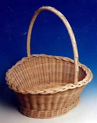Belgium Flower Basket Pattern