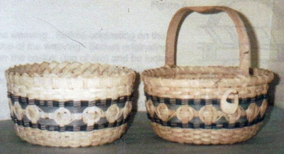 Cherokee Wheels Basket Pattern