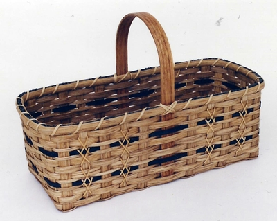 Computer Companion Basket Pattern