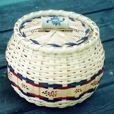 Cookie Keeper Basket Pattern