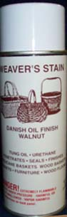 Walnut Stain - 11oz