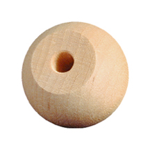 "Ball Knob - 1 1/4"" - Click Image to Close"