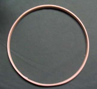 "12"" x 3/4"" Round Hoop - Click Image to Close"