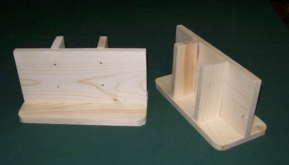Pine Silverware Divider Insert - Click Image to Close