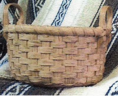 Governor's Gift Basket Pattern