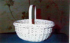 Bridesmaid Basket Pattern