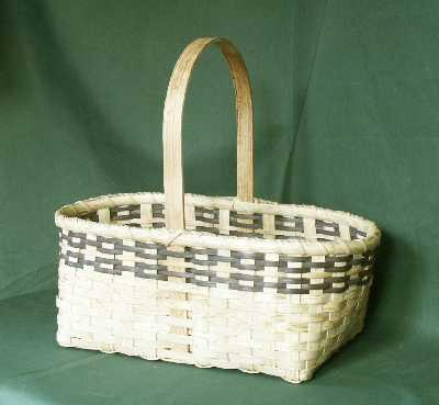 Sandy's Market Basket Pattern