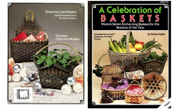 A Celebration of Baskets Book By Grace Kabel