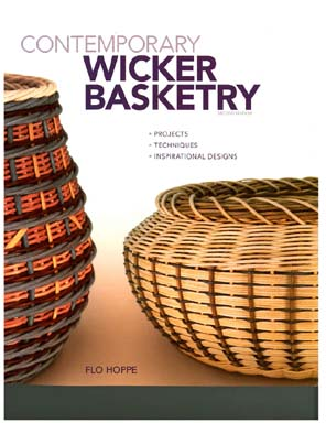 Contemporary Wicker Basketry book By Flo Hoppe