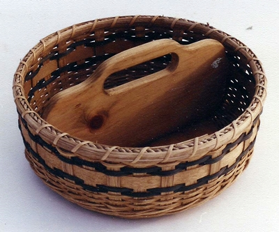 Grab and Go Basket Pattern