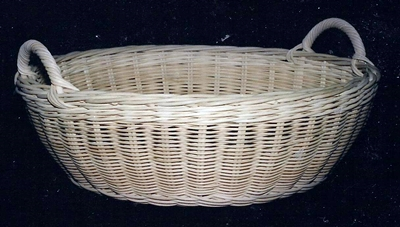 Howe Laundry Basket Pattern
