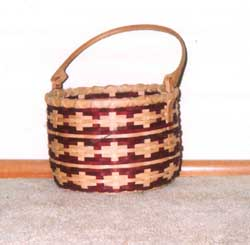 South Western Work Basket Pattern