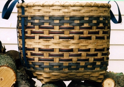 Matt's Laundry Basket Pattern