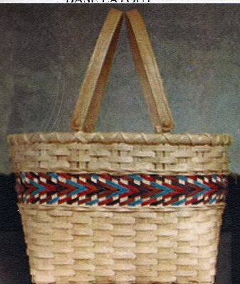 May Day Picnic Basket Pattern
