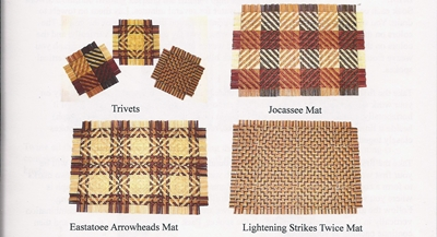 Nature Series Mats and Trivets Pattern