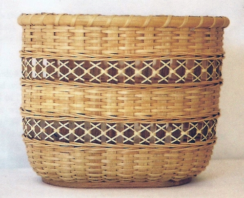 Prairie Wind Basket Pattern