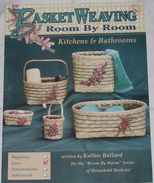 Basket Weaving Room by Room, Kitchen & Bathroom