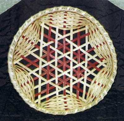 Star of David Basket Pattern