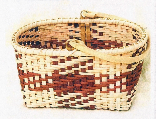 Twill Patches Basket Pattern