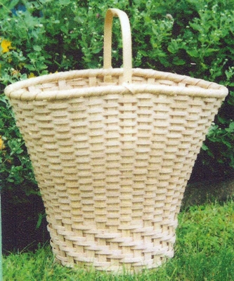 Victorian Shopper Basket Pattern